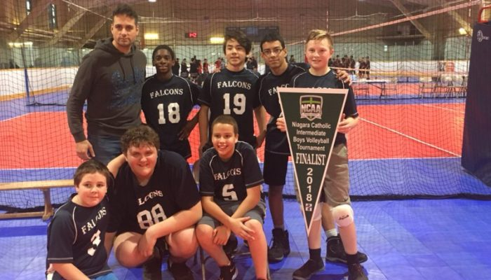 Niagara Catholic Athletic Association – Forming and
